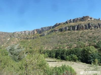 Atazar-Meandros Río Lozoya-Pontón de la Oliva-Senda Genaro GR300;asociaciones san sebastian de los